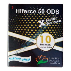 HiForce 50mg ODS X Factor For Men