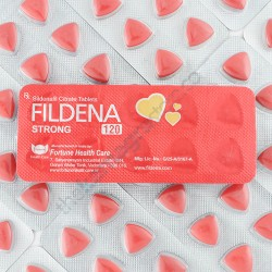 Fildena Strong 120 Tablets