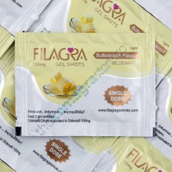 Filagra Oral Jelly Butterscotch Flavour